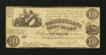 Confederate Notes:1861 Issues, T28 $10 1861.. ...