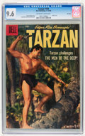 Silver Age (1956-1969):Adventure, Tarzan #109 File Copy (Dell, 1958) CGC NM+ 9.6 Off-white to white pages....