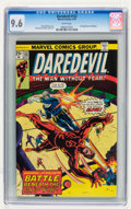 Bronze Age (1970-1979):Superhero, Daredevil #132 (Marvel, 1976) CGC NM+ 9.6 White pages....
