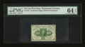 Fractional Currency:First Issue, Fr. 1241 10¢ First Issue PMG Choice Uncirculated 64 EPQ....