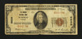 National Bank Notes:Virginia, Marion, VA - $20 1929 Ty. 1 The Marion NB Ch. # 6839. ...