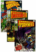Silver Age (1956-1969):Horror, Chamber of Darkness Group (Marvel, 1969-70) Condition: AverageVF+.... (Total: 7 Comic Books)