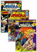 Bronze Age (1970-1979):Horror, Tomb of Dracula #26-70 Group (Marvel, 1974-79).... (Total: 45 ComicBooks)