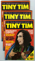 Magazines:Music, The True Fantastic Story of Tiny Tim #nn Multiple Copies Group (Corncob, Ltd., 1968).... (Total: 11 Comic Books)