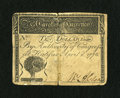 Colonial Notes:North Carolina, North Carolina April 2, 1776 $10 Fine Repaired....