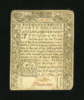 Colonial Notes:Connecticut, Connecticut July 1, 1780 40s Extremely Fine CC....