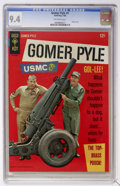Silver Age (1956-1969):Humor, Gomer Pyle #1 (Gold Key, 1966) CGC NM 9.4 Off-white pages....