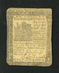 Colonial Notes:Delaware, Delaware May 1, 1777 2s/6d Fine....