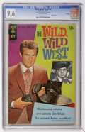 Silver Age (1956-1969):Western, Wild, Wild West #4 File Copy (Gold Key, 1968) CGC NM+ 9.6 Off-whitepages....
