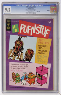 H.R. Pufnstuf #3 File Copy (Gold Key, 1971) CGC NM- 9.2 Off-white to white pages