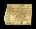 Colonial Notes:North Carolina, North Carolina December 22, 1758 20s Very Fine....