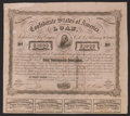 Confederate Notes:Group Lots, Ball 255 Cr. UNL $1000 1863 Fine.. ...