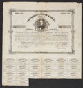 Confederate Notes:Group Lots, Ball 91 Cr. 92 $1000 1861 Bond Fine.. ...