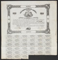 Confederate Notes:Group Lots, Ball 132 Cr. 21 $50 1861 Bond Fine. . ...