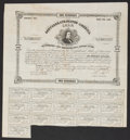 Confederate Notes:Group Lots, Ball 76 Cr. 35 $100 1861 Bond Fine. . ...