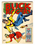 Golden Age (1938-1955):Science Fiction, Buck Rogers #2 (Eastern Color, 1941) Condition: VG/FN....