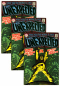 Silver Age (1956-1969):Horror, Unexpected #112 Group (DC, 1969) Condition: Average VF.... (Total: 14 Comic Books)