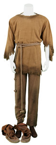 Movie/TV Memorabilia:Costumes, Year One - Michael Cera Costume....
