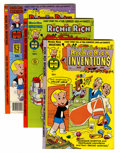 Bronze Age (1970-1979):Cartoon Character, Richie Rich Inventions #1-26 File Copies Group (Harvey, 1977-82)Condition: Average NM-.... (Total: 26 Comic Books)