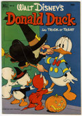 Golden Age (1938-1955):Cartoon Character, Donald Duck #26 (Dell, 1952) Condition: VF-....