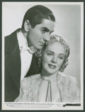 """Movie Posters:Musical, Tyrone Power and Alice Faye in """"Alexander's Ragtime Band"""" (20thCentury Fox, 1938). Photos (3) (8"""" X 10""""). Musical.. ... (Total: 3Items)"""