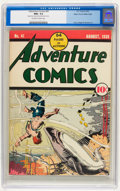 Golden Age (1938-1955):Superhero, Adventure Comics #41 Mile High pedigree (DC, 1939) CGC NM+ 9.6 Off-white to white pages....