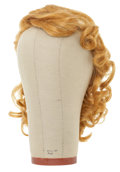 Movie/TV Memorabilia:Costumes, Lucille Ball Du Barry Was a Lady Screen-Worn Wig....