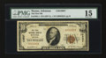 National Bank Notes:Arkansas, Wynne, AR - $10 1929 Ty. 1 The First NB Ch. # 10807. ...