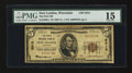 National Bank Notes:Wisconsin, New London, WI - $5 1929 Ty. 1 The First NB Ch. # 5013. ...