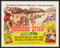 "Movie Posters:Western, Jubilee Trail Lot (Republic, 1954). Title Lobby Cards (3) (11"" X 14""). Western.. ... (Total: 3 Items)"