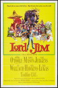 "Movie Posters:Adventure, Lord Jim (Columbia, 1965). One Sheets (2) (27"" X 41"") Styles A andB. Adventure.. ... (Total: 2 Items)"