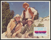"Bonanza: Ride the Wind (NBC, 1968). Lobby Card (11"" X 14""). Western"