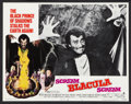"Movie Posters:Blaxploitation, Scream Blacula Scream (American International, 1973). Lobby CardSet of 8 (11"" X 14""). Blaxploitation.. ... (Total: 8 Items)"