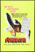 "Movie Posters:Sexploitation, Fornicon (Marvin Films, 1970). One Sheet (27"" X 41"").Sexploitation.. ..."