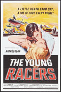 """Movie Posters:Action, The Young Racers (American International, 1963). One Sheet (27"""" X41""""). Action.. ..."""