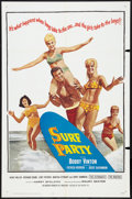 """Movie Posters:Rock and Roll, Surf Party (20th Century Fox, 1964). One Sheet (27"""" X 41""""). Rockand Roll.. ..."""