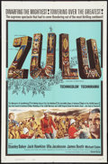 "Movie Posters:War, Zulu (Embassy, 1964). One Sheet (27"" X 41""). War.. ..."