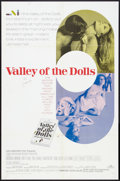 "Movie Posters:Cult Classic, Valley of the Dolls (20th Century Fox, 1967). One Sheet (27"" X41""). Cult Classic.. ..."