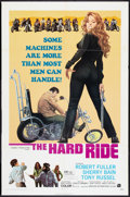 """Movie Posters:Action, The Hard Ride (American International, 1971). One Sheet (27"""" X 41""""). Action.. ..."""