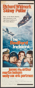 "Movie Posters:War, The Bedford Incident (Columbia, 1965). Insert (14"" X 36""). War....."