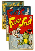 Golden Age (1938-1955):Funny Animal, Funny Stuff Group (DC, 1947-54)....