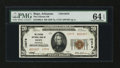 National Bank Notes:Arkansas, Hope, AR - $20 1929 Ty. 2 The Citizens NB Ch. # 10579. ...
