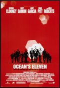 """Movie Posters:Crime, Ocean's 11 (Warner Brothers, 2001). One Sheet (27"""" X 40"""") DS. Crime.. ..."""