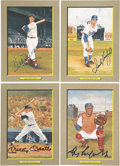 Autographs:Others, 1980's-90's Perez-Steele Great Moments Signed by 55....