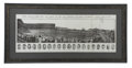 Baseball Collectibles:Photos, 1909 Opening of Forbes Field Panoramic Supplement....
