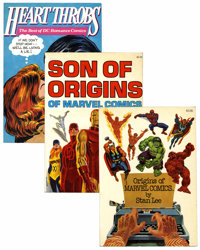Fireside Book Series Group (Simon and Schuster, 1974) Condition: Average VF/NM.... (Total: 5 Comic Books)