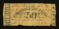 Obsoletes By State:Arkansas, Camden, AR- J.A. Avera 50¢ Sep. 1, 1862 Rothert 90-3. ...
