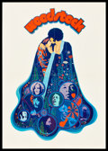 """Movie Posters:Rock and Roll, Woodstock (Warner Brothers, 1970). German A2 (16.5"""" X 23""""). Rockand Roll.. ..."""