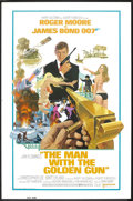 "Movie Posters:James Bond, The Man With the Golden Gun (United Artists, 1974). InternationalOne Sheet (27"" X 41"") Flat Folded. James Bond.. ..."
