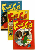 Golden Age (1938-1955):Funny Animal, Funny Stuff 7-16 Group (DC, 1945-46).... (Total: 10 Comic Books)